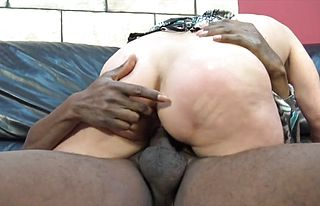 Big Butt,dildo,granny,interracial,big cock