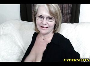 Amateur,big boobs,blonde,granny,masturbation,solo,toys,webcam