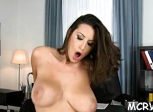 Large Boobs,brunette,hardcore,milf,stockings
