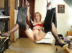 Amateur,bdsm,fetish,german,masturbation,mature,stockings,toys