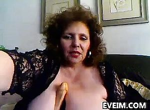 large boobs,masturbation,mature,solo,toys,webcam