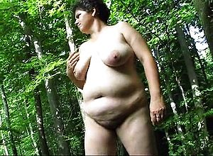 Amateur,fingering,mature,outdoor
