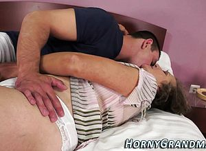 Blowjob,facial,granny,hairy,oldyoung,small dicks
